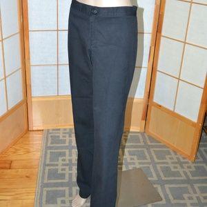 Ralph Lauren Black Label Pants - Ralph Lauren Black Label Cotton Pants 10 Tall Long